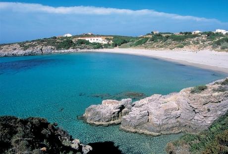 Le pi belle spiagge dellisola di san pietro hotel riviera la bobba sciox Gallery